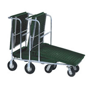 DISC Win-Holt PNC1HD/SP/RS Stocking Cart With Retractable Shelf