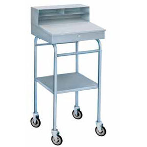 Win-Holt RDMWN-3 Steel Mobile Receiving Desk
