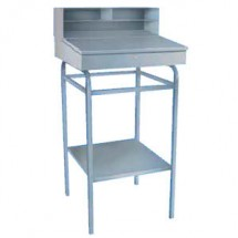 Win-Holt RDSWN-2 Stationary Steel Receiving Desk 22""