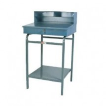 Win-Holt RDSWNSS-2 Stationary Stainless Steel Receiving Desk