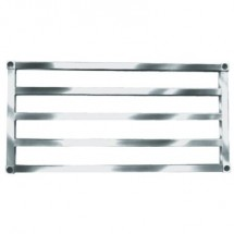 "Win-Holt SAS1872 Heavy Duty Square Bar Shelving, 18"" x 72"""