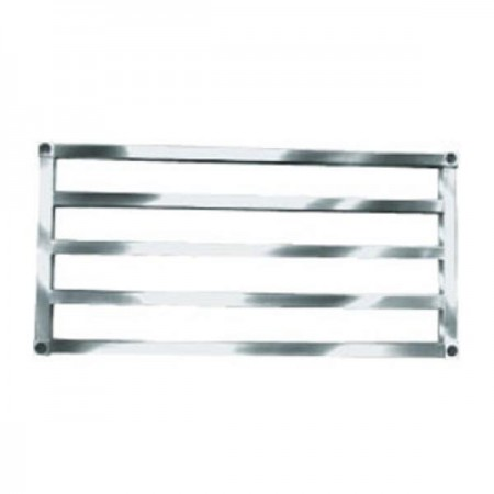 "Win-Holt SAS2096 Aluminum Tubular Shelf 20"" x 96"""