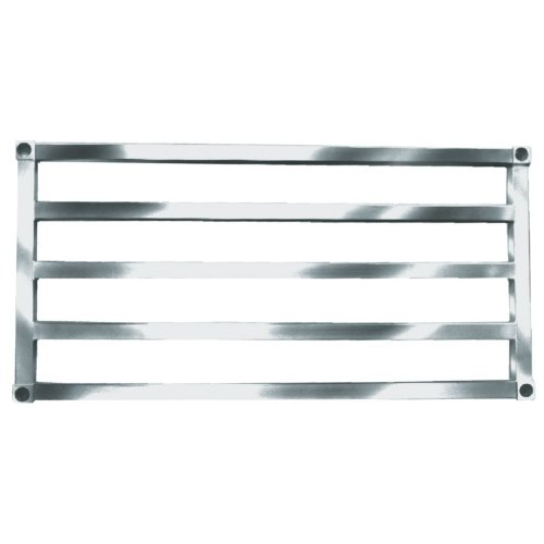 Win-Holt SAS2460 Aluminum Tubular Shelf 24& x 60&