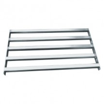 "Win-Holt SCAS-2136 Cantilevered Tubular Shelving, 21"" x 36"""