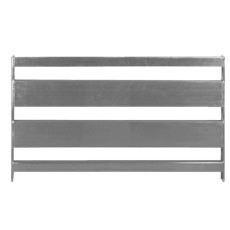 """Win-Holt SCASCH-2460-3-SU Cantilevered Starter E Channel Shelving Unit Kit 24"""" x 60"""""""