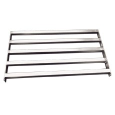 "Win-Holt SCASS-2136-4-SU Cantilevered Starter Solid Reinforced Shelving Unit Kit 21"" x 36"""