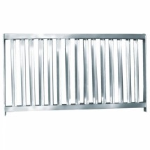 """Win-Holt SCAST-1860-4-AU Cantilevered Add On T-Bar Shelving Unit Kit 18"""" x 60"""""""