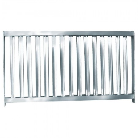 """Win-Holt SCAST-2448-4-AU Cantilevered Add On T-Bar Shelving Unit Kit 24"""" x 48"""""""