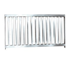 """Win-Holt SCAST-2460-3-AU Cantilevered Add On T-Bar Shelving Unit Kit 24"""" x 60"""""""