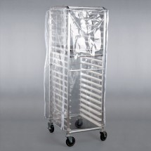 Win-Holt SRC-58/3Z Heavy Duty Clear Plastic Bakery Rack Cover