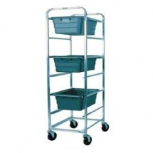 Win-Holt SS-L-6 Mobile Lug Cart, 6 Lug