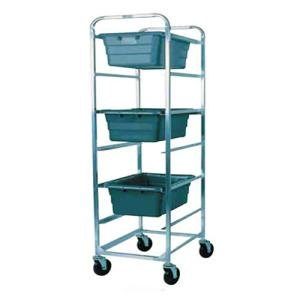 Win-Holt SS-L-6 6-Lug Stainless Steel Mobile Lug Cart