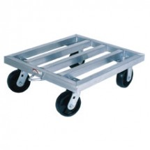 "Win-Holt TD-2428 27"" Aluminum Heavy Duty Dolly"