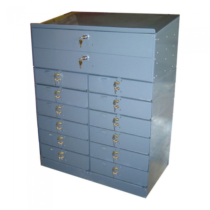 Win-Holt TL-12/WM Cash Drawer Locker