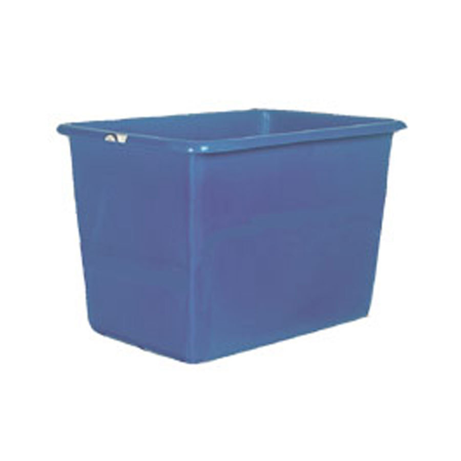 Win-Holt TUB-6A-BL Blue 6 Bushel Tub for 30-6 Series Bulk Movers