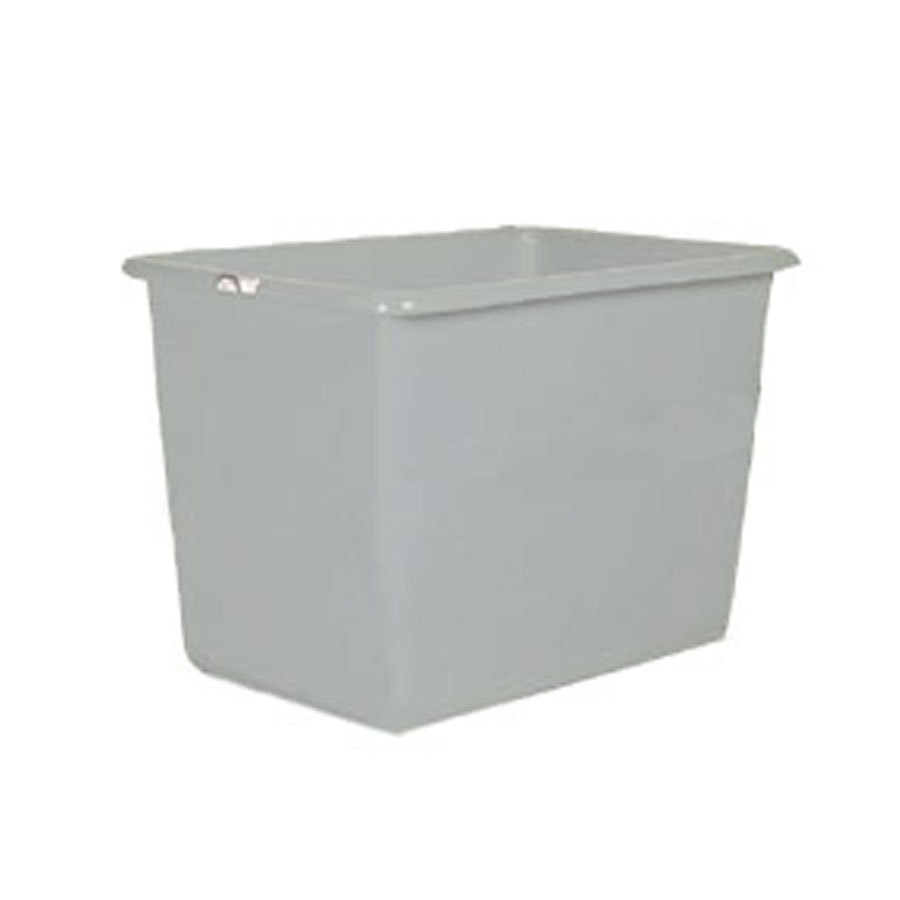 Win-Holt TUB-6A-GY 6 Gray Bushel Tub for 30-6 Series Bulk Movers