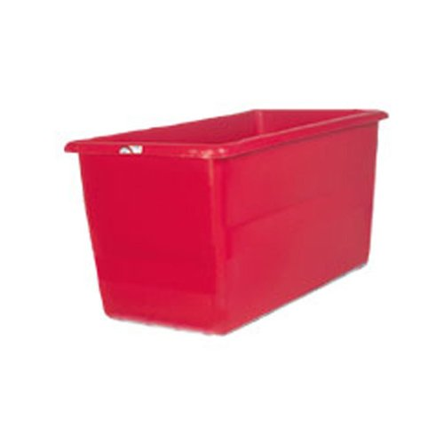 Win-Holt TUB-8L-RD 8 Red Bushel Tub for 30-8 Series Bulk Movers