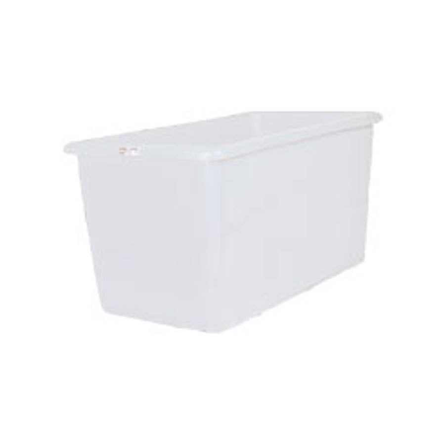 Win-Holt TUB-8L-WH White 8 Bushel Tub for 30-8 Series Bulk Movers
