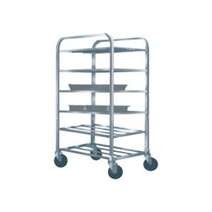 Win-Holt UNAL-5-WEG Five-Shelf Aluminum Universal Cart
