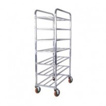 Win-Holt UNAL-7-32 7-Shelf Universal Cart