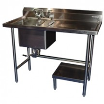Win-Holt WH-USDB Win-Fab Sink Modification, Undershelf Drainboard