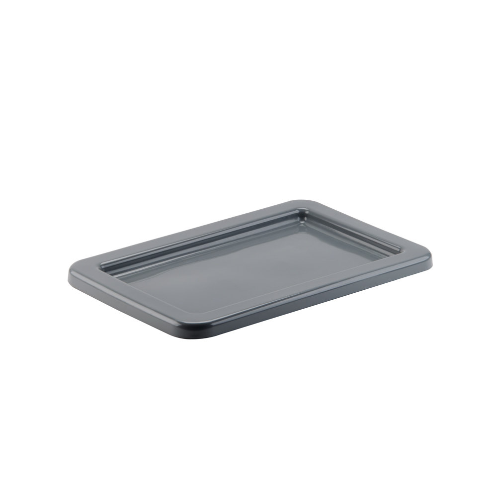 Win-Holt WHPL-8LID-GY Gray Lid for WHPL-8 Lug Tub
