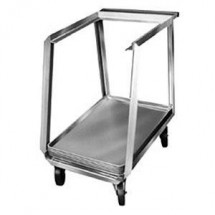 Win-Holt WHSPT-2128S Galvanized Heavy Duty Sheet Pan Truck