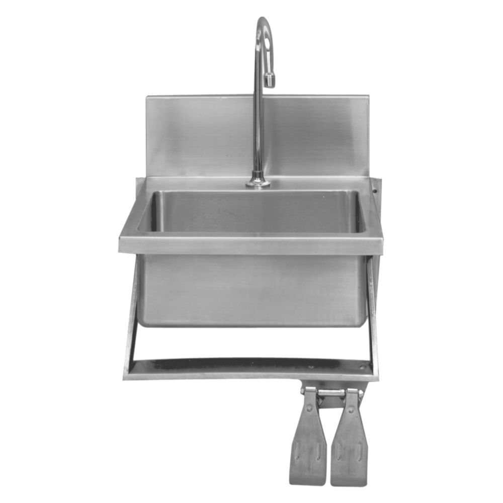 "Win-Holt WHWS1410HV Hand Sink, 10"" x 14"""