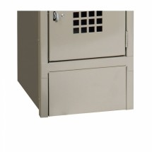 """Win-Holt WL-BB15 Replacement Box Base for 15"""" Depth Locker"""