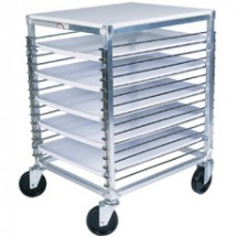 Win-Holt WP-1815/PPT 15-Pan Front Load Wire Sheet Pan Rack