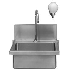 Win-Holt WSHS-1410-EF Hand Sink with Electric Eye Activated Faucet