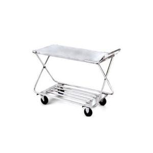 "Win-Holt WX-1000KA Steel Stocking Cart, 22"" x 50"""