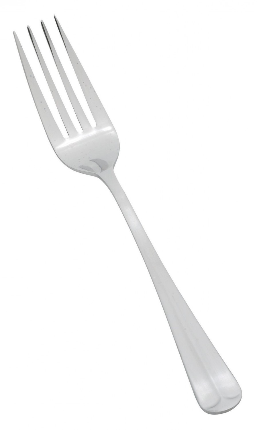 Winco 0015-054 Lafayette Heavyweight 18/0 Stainless Steel 4 Tines Dinner Fork 7-1/2""