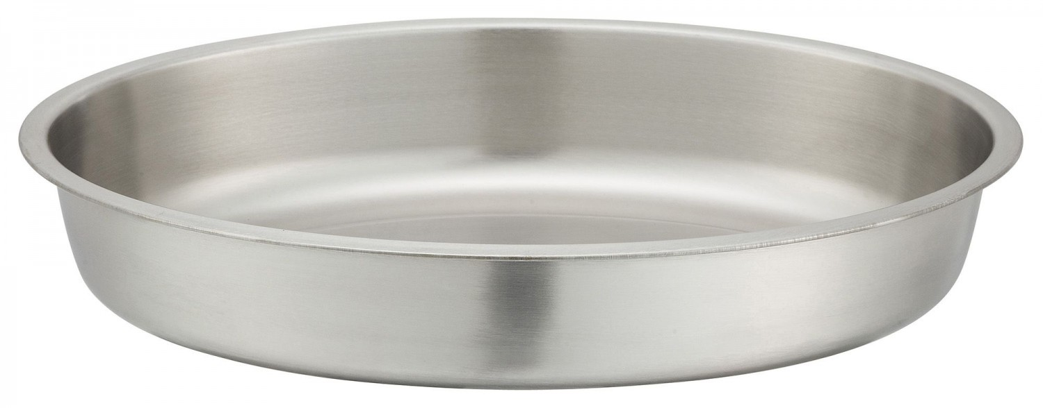 Winco 202-WP  Water Pan for 6 Qt. Malibu Oval Chafer