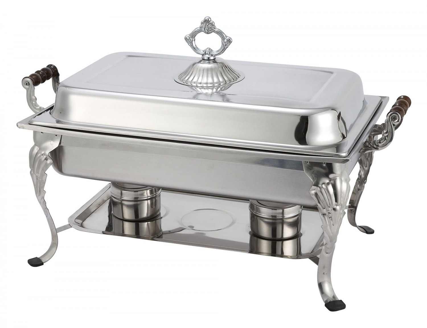 Winco 408-1 Crown Chafer 8 Qt.