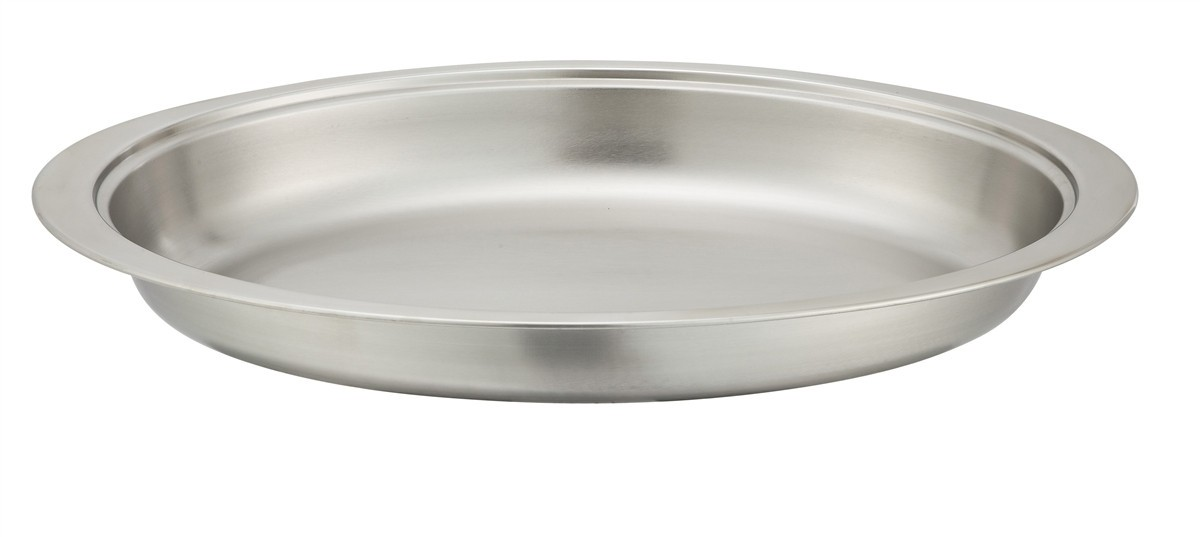 Winco 602-FP Water Pan For Virtuoso Chafers 101A - 101B