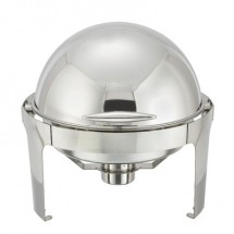 Winco 602 Round  6 Qt. Madison Chafer