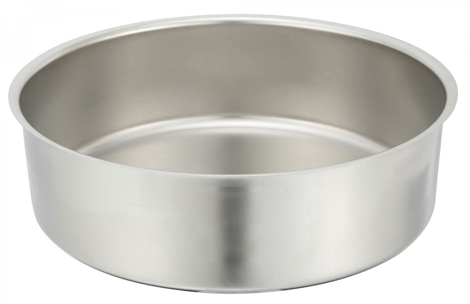 Winco 602-WP Stainless Steel Round Water Pan