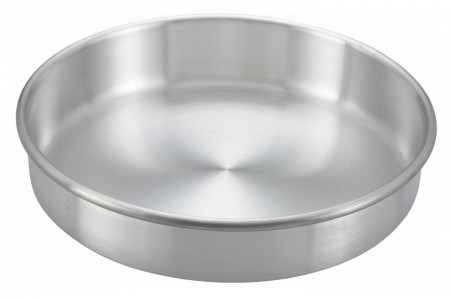 "Winco ACP-082 Layer Cake Pan 8"" x 2"""