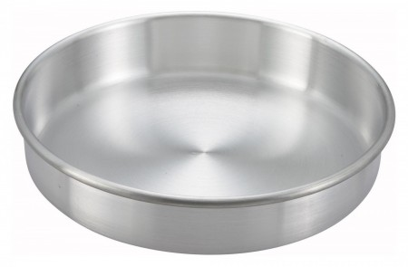 "Winco ACP-122 Layer Cake Pan 12"" x 2"""