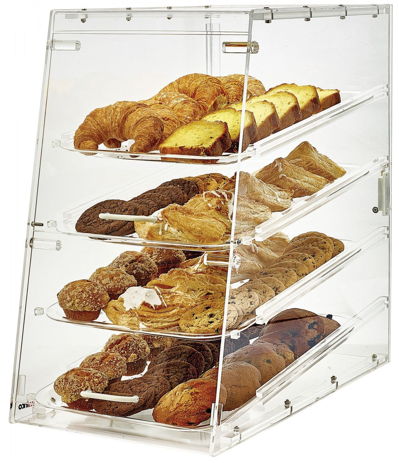 Winco ADC-4 Countertop Display Case