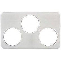 Winco ADP-666 Adaptor Plate for Steam Table