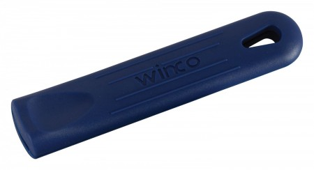 """Winco AFP-3HX Blue Sleeve for 14"""" Fry Pans"""