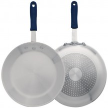 Winco AFPI-12H Induction Ready Aluminum Fry Pan with Sleeve 12""