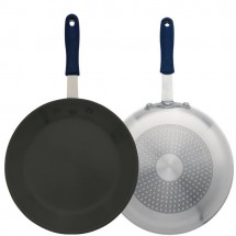 """Winco AFPI-8NH Non- Stick Induction Ready Aluminum Fry Pan with Sleeve 8"""""""