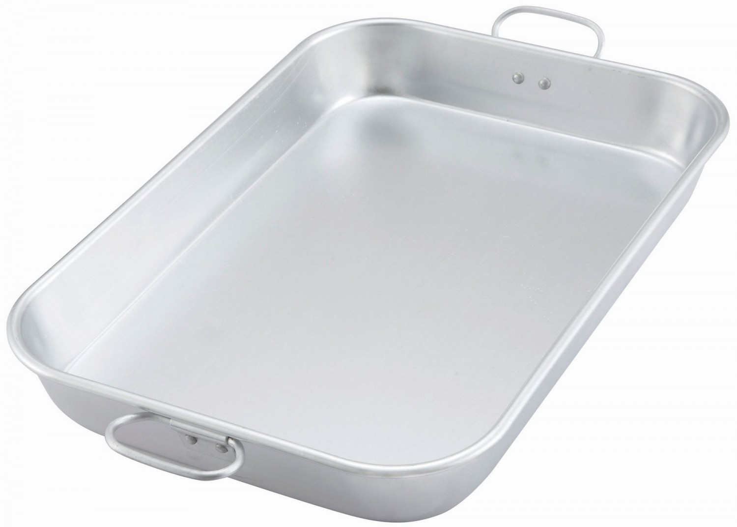 "Winco ALBP-1218 Bake Pan with Handle 17-3/4"" x 11-1/2"""
