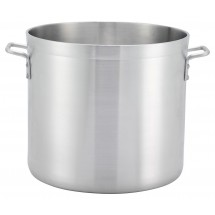Winco ALHP-100 Precision Aluminum 100 Qt Stock Pot