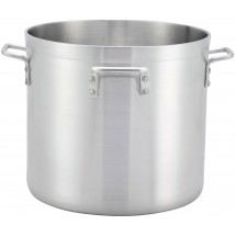 Winco ALHP-160H Super Aluminum Stock Pot 160 Qt.