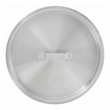 Winco ALPC-140 Aluminum Lid Fits 140/160 Qt. Stock Pots and 40 Qt. Brazier