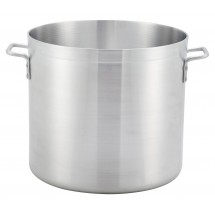 Winco ALST-100 Win-Ware 100 Qt Aluminum Stock Pot